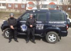 Грузовики российского «гумконвоя» сопровождают «Группы быстрого реагирования»