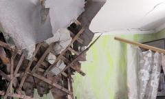 ОБСЕ зафиксировала свежие повреждения в жилом районе Михайловки