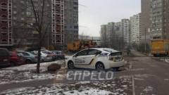 В Дарницком районе Киева пенсионерка выбросилась из окна 9 этажа