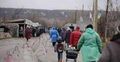 Ситуация в пунктах пропуска утром 24 ноября: огромные очереди и обледенение
