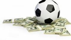 Названы средние зарплаты футболистов разных стран