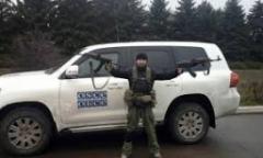 Боевики «ДНР» без объяснения причин запрещают проезд наблюдателям СММ ОБСЕ
