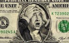 Курс доллара растет быстрее на востоке Украины, чем на западе