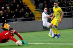 Динамо досрочно вышло в плей-офф Лиги Европы (ВИДЕО)