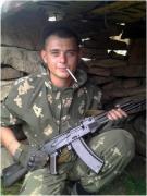 Ликвидирован боевик «ЛНР» 1998 года рождения