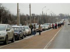 Обстановка на КПВВ: На «Каргил» и в Горловку лучше не ехать вообще— очереди стоят по несколько дней