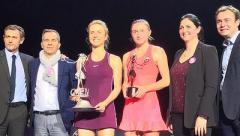 Элина Свитолина во второй раз выиграла Open de Caen