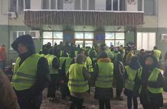 Протест! «Жовті жилети» вже в Україні
