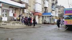 Как сейчас выглядят самые людные места Горловки показала на видео местная жительница