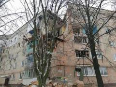 В Фастове взорвалась пятиэтажка (ВИДЕО)