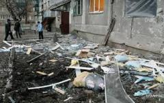 Взрыв в Красногоровке: Пострадало два жителя
