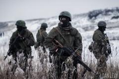 С территории РФ на оккупированные территории Донбасса заходят люди в «военной форме»