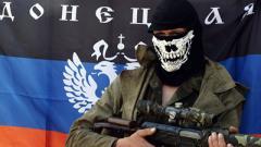 В Донецке «сотрудники МВД» расстреляли гражданский автомобиль