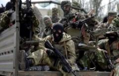 В Горловку въехали два грузовика боевиков. Жители города встревожены
