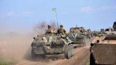 """""""Новогодний"""" режим тишины на Донбассе: ОБСЕ озвучила позицию"""