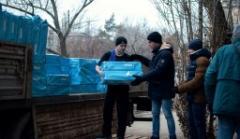 В Горловке прекратили выдачу «продуктовых наборов» семьям с детьми до 3-х лет