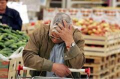 В Украине хотят ввести талоны на еду