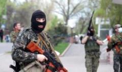 В Горловке боевики «ДНР» прогоняют людей с улицы. Люди встревожены