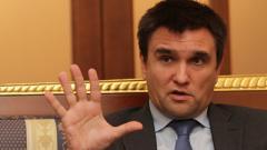 Климкин удивил заявлением о вступлении Украины в НАТО и ЕС