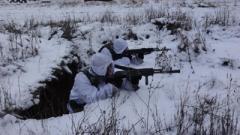 В зоне ООС 16 обстрелов за сутки, у НВФ один погибший