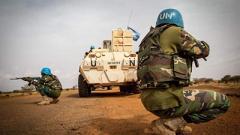 В Мали террористы напали на базу ООН