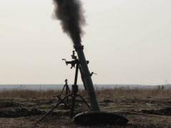 В Донецкой области стало больше обстрелов и меньше взрывов