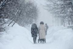 Морозы до -16, опасный гололед и мощные снегопады: подробный прогноз погоды для всех регионов Украины