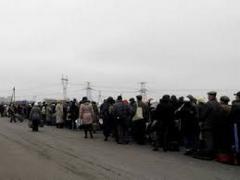 Боевики «ДНР» на блокпосту в Еленовке считают, что в Донецке «все инвалиды»
