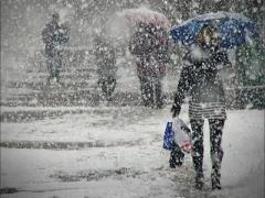 Потепление, дожди и снег! Стало известно, какая погода нас ожидает в последний день января