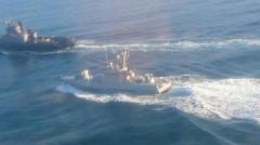 Дания инициирует введение ЕС санкций против России из-за агрессии в Азовском море