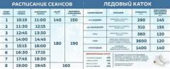 Жители Донецка обсуждают, сколько стоит покататься на коньках