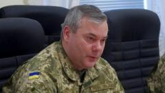 Наев анонсировал скорое освобождение Донбасса