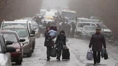 Ситуация на КПВВ ОРДО: на Каргиле второй день почти без движения, люди в отчаянии