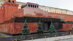 В Москве с 18 февраля закроют Мавзолей