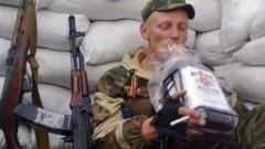 В больницу в Донецке привезли большое количество боевиков «ДНР»