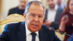 Лавров цинично ответил на требования Евросоюза касательно Донбасса