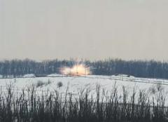 Под Донецком уничтожен дзот подразделений НВФ