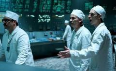 """Опубликованы первые кадры американского сериала """"Чернобыль"""""""