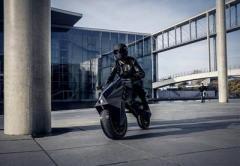"""В Германии выпустили первый в мире """"печатный"""" мотоцикл"""