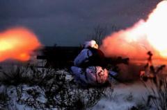 """Донбасс """"пылает"""" - ВСУ, мстя за погибшего побратима, громит позиции оккупанта"""
