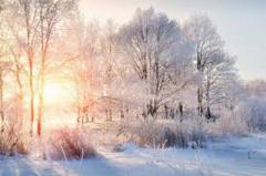 Погода на Донетчине: мороз продержится несколько дней