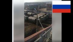 Российские военные подтвердили скорое вторжение в Украину: кадры танков и бронетехники на границе потрясло Сеть