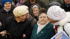 Стало известно, сколько Украина за 4 года выплатила пенсионерам ОРДЛО
