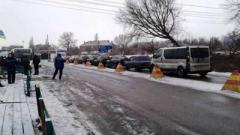 Блокпосты на Донбассе: на Горловке большая пешая очередь, в «Еленовке» почти никого