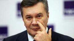 Янукович обратился к украинцам с открытым письмом