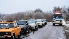 Блокпосты ОРДО: в Горловке проверяют телефоны, на Каргиле едут только перевозчике