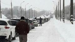 Ситуация на блокпостах ОРДО: на Перлыне много машин, на Каргиле медленный пропуск