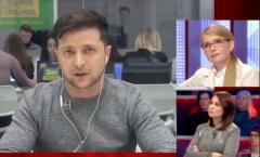 «Мы это сделаем». Зеленский в прямом эфире рассказал, как собирается закончить войну на Донбассе. ВИДЕО
