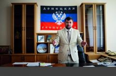 Главарь «ДНР» Пушилин страдает из-за страха повторить «путь Захарченко»