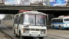 В Горловке изменили движение автобусных маршрутов